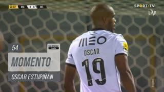 Vitória SC, Jogada, Oscar Estupiñán aos 54'