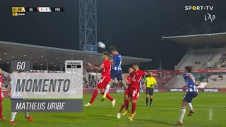 FC Porto, Jogada, Matheus Uribe aos 60'