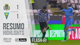 Liga Portugal bwin (7ªJ): Resumo Flash Boavista FC 1-1 Estoril Praia