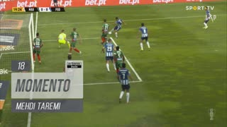 FC Porto, Jogada, Mehdi Taremi aos 18'