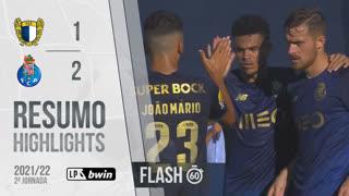 I Liga (2ªJ): Resumo Flash FC Famalicão 1-2 FC Porto