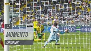 SC Braga, Jogada, Chiquinho aos 17'