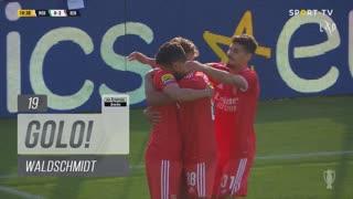 GOLO! SL Benfica, Waldschmidt aos 19', Moreirense FC 0-2 SL Benfica