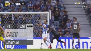 FC Porto, Caso, Marcano aos 74'