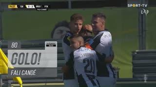 GOLO! Portimonense, Fali Candé aos 80', CD Tondela 0-3 Portimonense