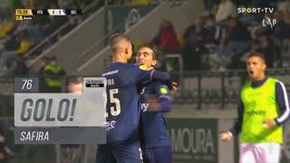 GOLO! Belenenses SAD, Safira aos 76', FC P.Ferreira 2-2 Belenenses SAD