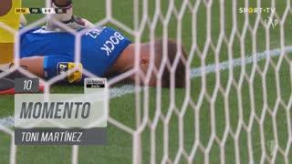 FC Porto, Jogada, Toni Martínez aos 10'