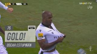 GOLO! Vitória SC, Oscar Estupiñán aos 76', Vitória SC 1-0 Marítimo M.