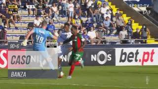 FC Famalicão, Caso, Banza aos 90'+6'
