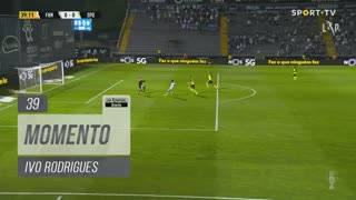 FC Famalicão, Jogada, Ivo Rodrigues aos 39'