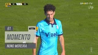 FC Vizela, Jogada, Nuno Moreira aos 61'
