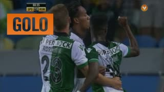 GOLO! Sporting CP, Carlos Mané aos 69', Sporting CP 2-0 Roma