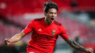 Golos Benfica Liga 20/21