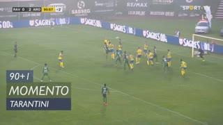 Rio Ave FC, Jogada, Tarantini aos 90'+1'