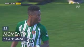 Rio Ave FC, Jogada, Carlos Mané aos 38'