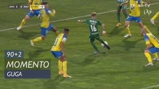 Rio Ave FC, Jogada, Guga aos 90'+2'