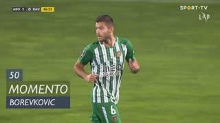 Rio Ave FC, Jogada, Borevkovic aos 50'