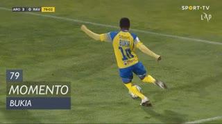FC Arouca, Jogada, Bukia aos 79'