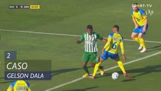 Rio Ave FC, Caso, Gelson Dala aos 2'