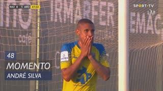 FC Arouca, Jogada, André Silva aos 48'
