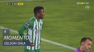 Rio Ave FC, Jogada, Gelson Dala aos 9'