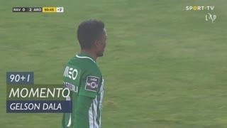 Rio Ave FC, Jogada, Gelson Dala aos 90'+1'