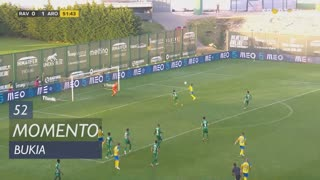 FC Arouca, Jogada, Bukia aos 52'