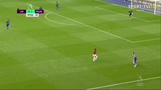 Man. United, J. Lingard, 98m, 0-2