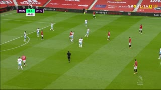 GOLO! Man. United, M. Greenwood aos 51', Man. United 1-1 West Ham