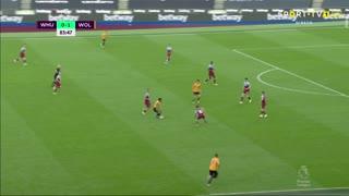 GOLO! Wolverhampton, Pedro Neto aos 84', West Ham 0-2 Wolverhampton