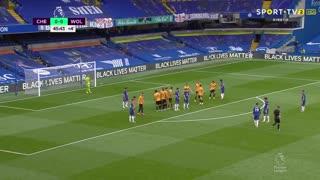GOLO! Chelsea, M. Mount aos 90'+361', Chelsea 1-0 Wolverhampton
