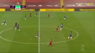 GOLO! Liverpool, A. Oxlade-Chamberlain aos 84', Liverpool 5-3 Chelsea