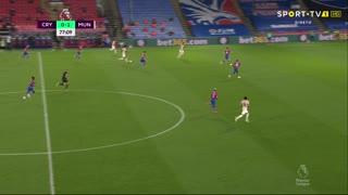 GOLO! Man. United, A. Martial aos 78', Crystal Palace 0-2 Man. United