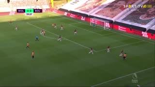 GOLO! Wolverhampton, R. Jiménez aos 59', Wolverhampton 1-0 Bournemouth