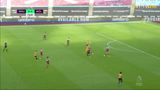 GOLO! Wolverhampton, R. Jiménez aos 73', West Ham 0-1 Wolverhampton