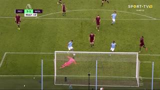 GOLO! Man. City, Gabriel Jesus aos 90'+3', Man. City 4-1 Wolverhampton