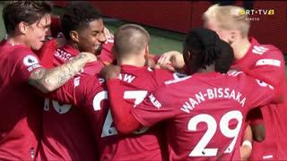 GOLO! Man. United, Bruno Fernandes aos 90'+10', Brighton 2-3 Man. United