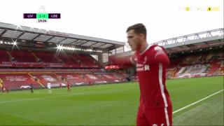 GOLO! Liverpool, V. van Dijk aos 20', Liverpool 2-1 Leeds United