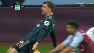 GOLO! Leeds United, P. Bamford aos 55', Aston Villa 0-1 Leeds United