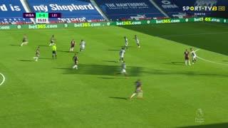 GOLO! Leicester City, T. Castagne aos 56', West Bromwich Albion 0-1 Leicester City
