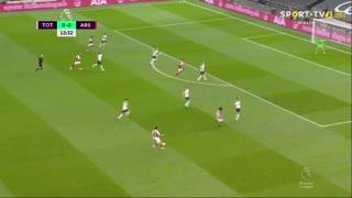 Premier League (11ª Jornada): Resumo Tottenham 2-0 Arsenal