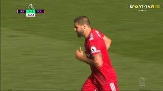 GOLO! Fulham, A. Mitrović aos 67', Leeds United 4-3 Fulham