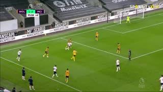 GOLO! Man. City, Gabriel Jesus aos 90'+5', Wolverhampton 1-3 Man. City