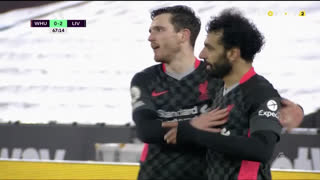 GOLO! Liverpool, Mohamed Salah aos 68', West Ham 0-2 Liverpool