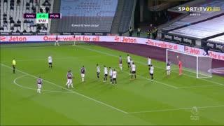 Premier League (11ª Jornada): Resumo West Ham 1-3 Man. United