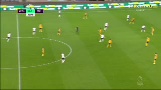 GOLO! Man. City, P. Foden aos 32', Wolverhampton 0-2 Man. City