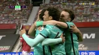 GOLO! Liverpool, Roberto Firmino aos 47', Man. United 1-3 Liverpool