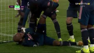 GOLO! Arsenal, A. Lacazette aos 72', Southampton 1-3 Arsenal