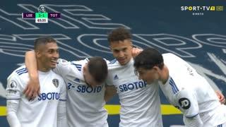 GOLO! Leeds United, Rodrigo aos 84', Leeds United 3-1 Tottenham