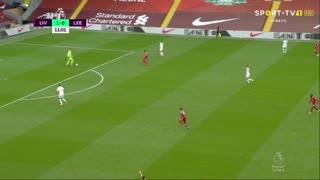 GOLO! Leeds United, J. Harrison aos 12', Liverpool 1-1 Leeds United